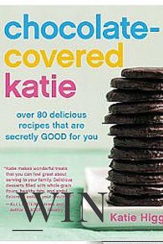Sneak Peek of the Chocolate Covered Katie Cookbook plus a chance to WIN (scheduled via http://www.tailwindapp.com?utm_source=pinterest&utm_medium=twpin&utm_content=post1079699&utm_campaign=scheduler_attribution)