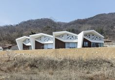 Gallery of Interlaced Folding / HG-Architecture + UIA architectural firm - 6