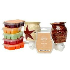 A perfect gift for any occassion or for your own home... Combine and save!   https://liveandbreathe.scentsy.us/Scentsy/Buy/Collection/464