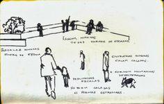 Escalas humanas, humanas escalas.CACHECOL DE COBRA