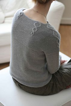 Ravelry: Baby Cables and Big Ones Too pattern by Suvi Simola