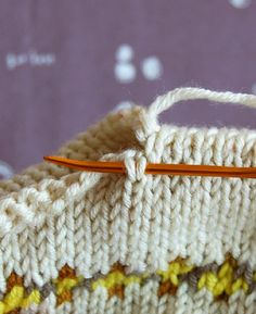 Knitting Stitches Joining Seams : 1000+ images about Knitting Tips - Seams, Joining & Pick-up on Pinterest ...