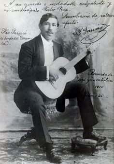 """Agustín Pío Barrios (also known as Agustín Barrios Mangoré, May 5, 1885 – August 7, 1944), was a Paraguayan classical guitarist and composer. Barrios is still revered in Paraguay to this day, where he is seen as one of the greatest musicians of all time by many. John Williams has said of Barrios: """"As a guitarist/composer, Barrios is the best of the lot, regardless of era. His music is better formed, it's more poetic, it's more everything! And it's more of all those things in a timeless way."""""""