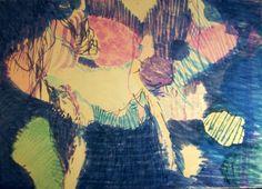 009 watercolor by John Warren Oakes