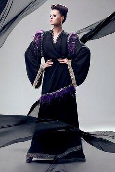 The Peacock Abaya by Hania