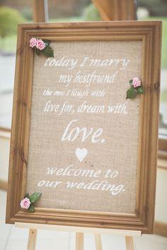 30 - A Rustic Wedding at Gaynes Park