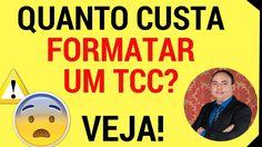 Quanto custa formatar um TCC nas Normas da ABNT? (Monografia e Artigo)