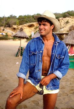 George Michael in Tropicana Beach Club was named after the Wham! classic Club Tropicana