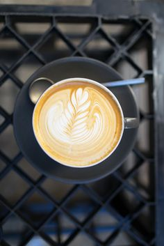 Flat White at Patricia - Specialty Coffee in Melbourne