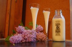 We love our local Straus milk - it tastes like flowers in the springtime