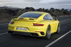 The Porsche 911 Turbo  #carleasing deal | One of the many car and van makes available to lease from www.carlease.uk.com