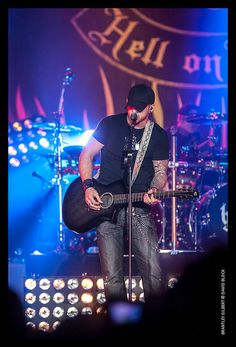 Brantley Gilbert...Love this guys voice and music!