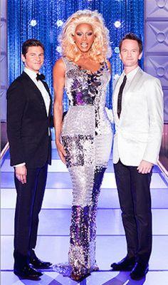 Ru Paul Rupaul All Stars, Gay Costume, Best Drag Queens, Rupaul Drag Queen, Tall People, Amazing Red, American Actors, Black Is Beautiful, Pretty Boys