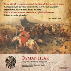 Halka hizmet tamama ermeyince seferden dönmem. Elbette kendim giderim! - II. Mustafa Han http://osmanlilar.gen.tr/Osmanli-Padisa…/mustafa-han-ii.html