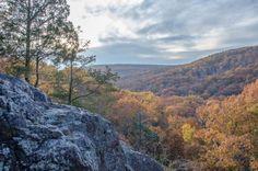 6. Taum Sauk Mountain State Park – Ironton, MO