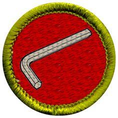ikea merit badge