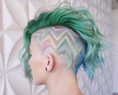 Hair by Elise León Melnick (@hairbyelm) & Issac Roberts (@issac4mayor)