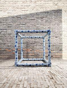 Ai Weiwei — Porcelain Cube