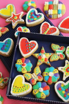 Galletas Decoracion Glass