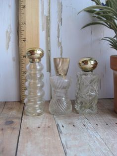 Hey, I found this really awesome Etsy listing at https://www.etsy.com/listing/263765838/collectible-avon-bottles-trio-small-avon