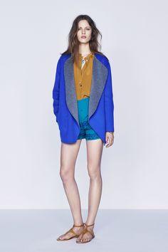 Vanessa Bruno Pre-Spring 2016 Collection