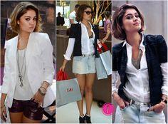 Coisas Bacanas: Inspire-se: Veja as tendências dos looks das famosas, e monte o seu!