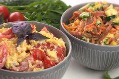 """Salată """"Caesar"""" – cea mai simplă, delicioasă și aromată rețetă! - Bucatarul Breakfast Lunch Dinner, Guacamole, Potato Salad, Cabbage, Vegetables, Ethnic Recipes, Food, Youtube, Salads"""