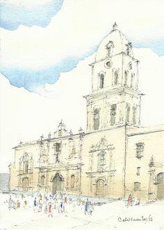 Basílica de San Francisco (1) La Paz - Bolivia Carlos Calvimontes Rojas