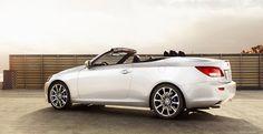 2014 Lexus IS C http://www.mcgrathlexusofchicago.com/ISC-2014?p=2014_isc