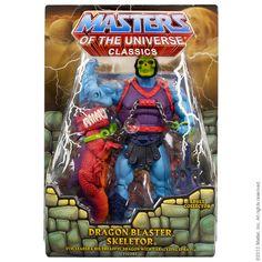 matty | Classics | Dragon Blaster Skeletor