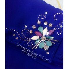 Chunky Beads, Brooch, Jewelry, Art, Needlepoint, Embroidery, Art Background, Jewlery, Jewerly