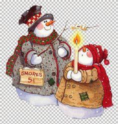 groepsneeuwpoppen / Snowmen | Jokealmere.jouwweb.nl