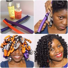 For me the perfect flexi rod comes from how you roll your hair. 1. Choose your products. I'm using Shea Moisture's Curl & Style Milk plus Jane Carter' Wrap & Roll Solution 2. Roll the hair! Make sure hair is well detangled and smooth. Roll hair in a spiral down from roots as though you …