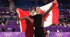 It's Official Tessa Virtue & Scott Moir Are Coming To Montreal #montreal #thingstodo