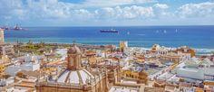 Über den Dächern von Las Palmas: 7 Tage im super strandnahen 4-Sterne Hotel auf Gran Canaria mit Halbpension, Flug + Zug zum Flug ab 336 € - Urlaubsheld | Dein Urlaubsportal