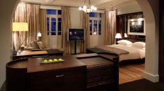 Park Hyatt Istanbul, Turkey - Spa Room