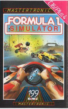 Formula 1 Simulator (C16)