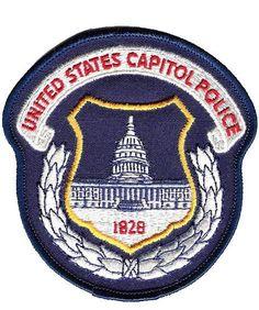 U.S. Capitol Police DC