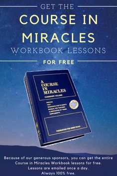 Get The Course In Miracles Workbook Lessons For Free Spiritual Health, Mental Health, Spiritual Growth, A Course In Miracles, Past Life, Self Development, Personal Development, Trust God, Self Improvement
