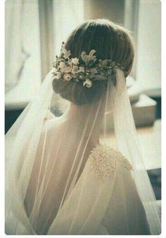 Peinado de novia: ¿Formal o informal? - 1