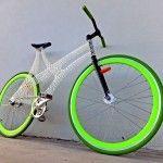 James Novaks 3d printed bike