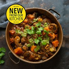Ina Paarman | Home Vegetable Slow Cooker, Masala Spice, Lamb Curry, Sauteed Vegetables, Curry Sauce, Fresh Coriander, Us Foods, Good Food, Cooking Recipes