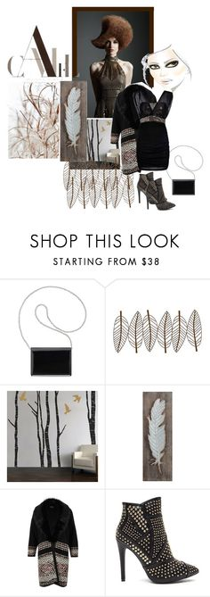 """Inside & Out..."" by audrey-prater ❤ liked on Polyvore featuring Nine West, New View, Creative Co-op and River Island"