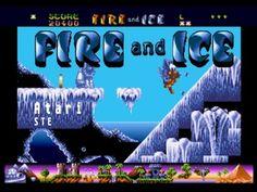 Fire and Ice - Atari STE (1992)