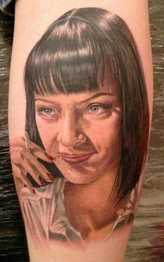¨TOP 30¨ Tattoos de peliculas de Tarantino