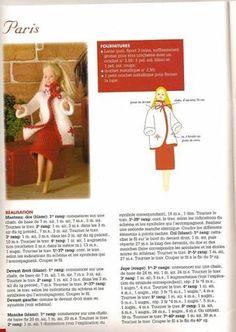 Tailleurs pour Barbie