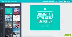 Canva has been designed to empower you to create incredible designs