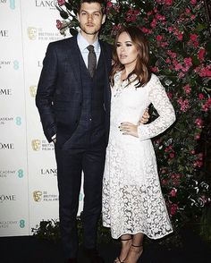 ❤️ Tanya Burr and Jim Chapman at the Lancome Party in Kensington 2016 Tanya Burr, Red Carpet Event, Fashion Night, Hair Jewelry, Jewellery, Bollywood Fashion, Cute Couples, Style Icons, Fashion Forward
