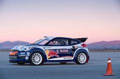 Hyundai Veloster US Rallycross