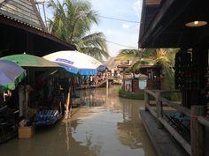 ตลาดน้ำ 4 ภาค พัทยา (Pattaya Floating Market) in สัตหีบ, ชลบุรี